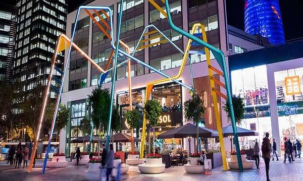 Atico en Barcelona Atico en venta Vallespir Centro comercial Glories